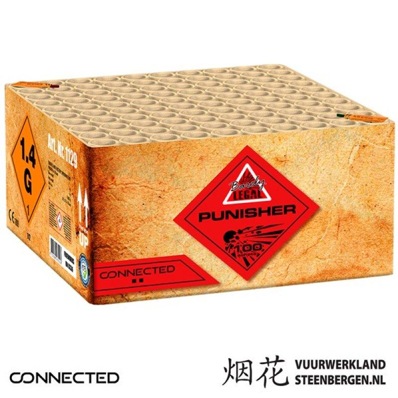 Punisher 100S Box
