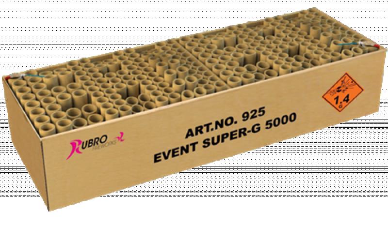 ART. 925 Event Super-g 5000, 232 shots dubbel compound