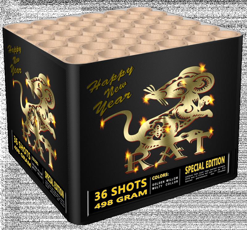 ART. 3005 Rat, 36 shots