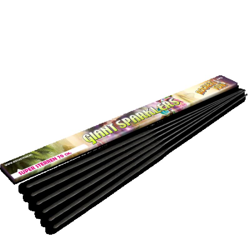 Ster 70 Cm (6 stuks)