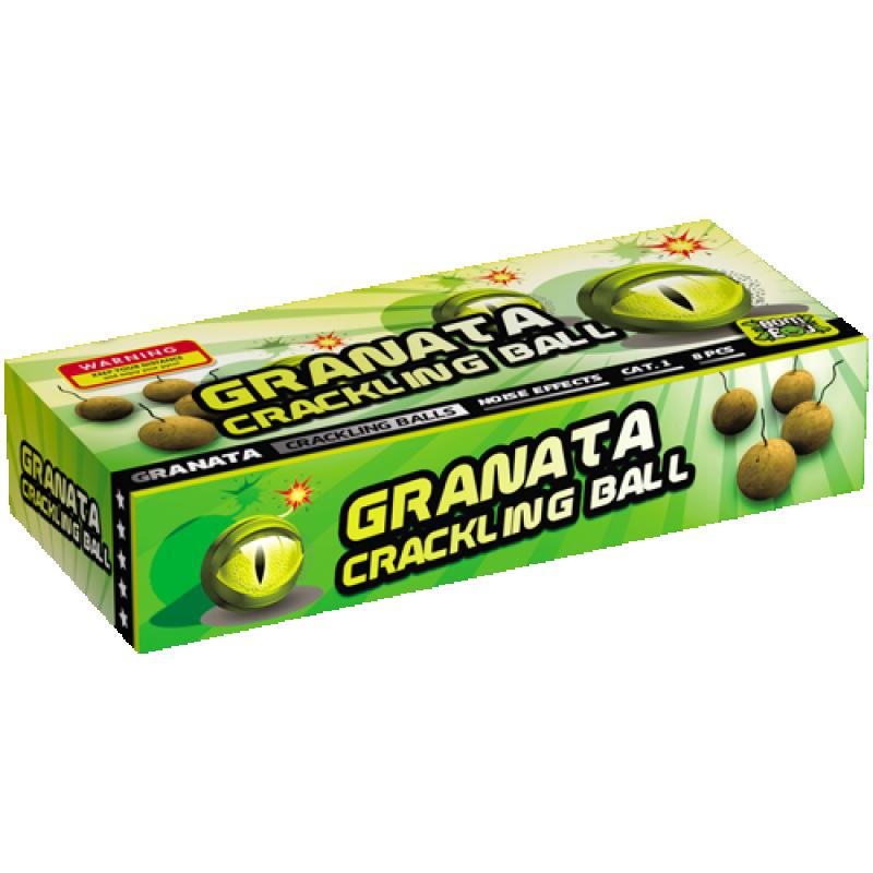 Granata Crackling Paper Ball