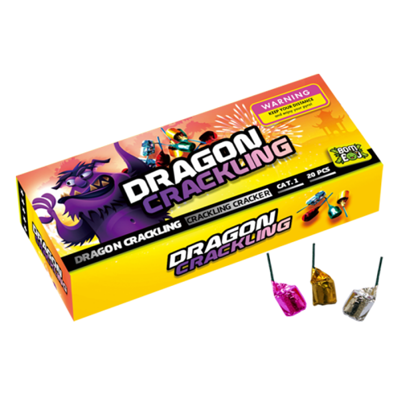 Dragon Crackling