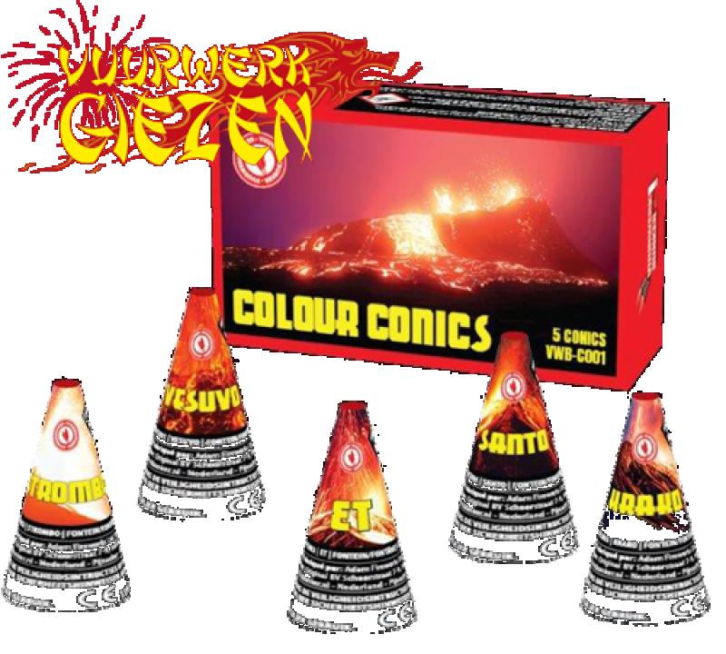 Colour Conics