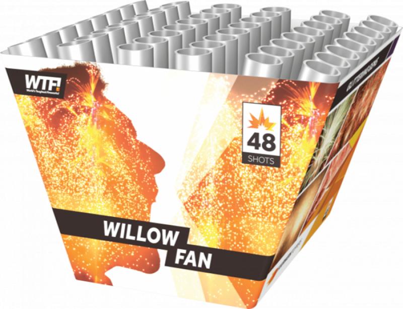 ART. 3490 Willow Fan, 48 shots