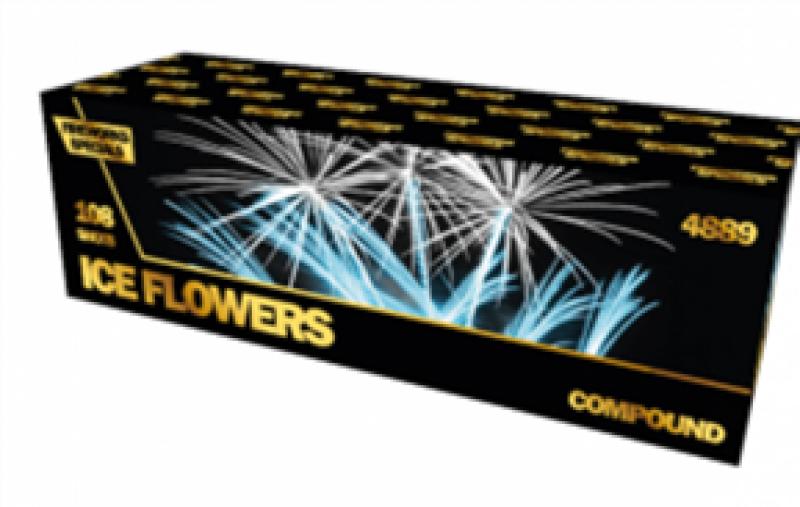 ART. 4889 Ice Flowers, 108 shots compound
