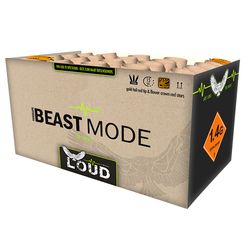 KL001 Beast Mode
