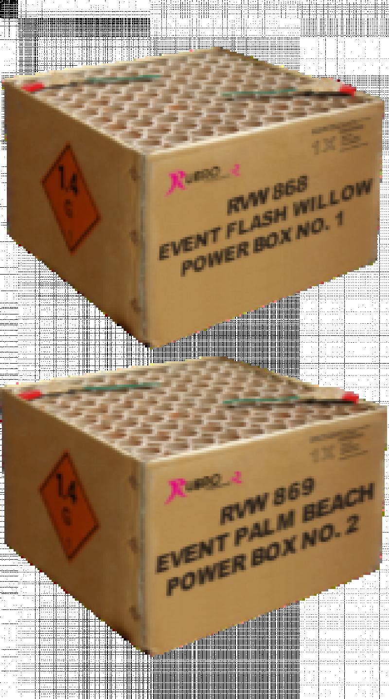 Best of Power 1 & 2 Box