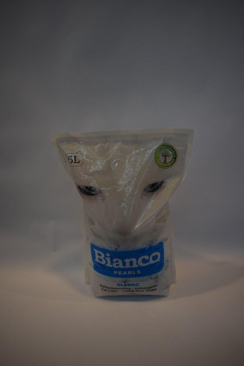 Bianco pearls classic kattenbakvulling