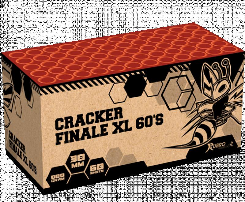 Cracker Finale XL 60's
