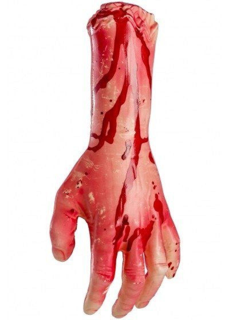Bloody hand (pvc) 33cm