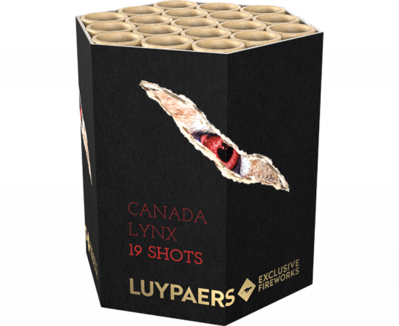 Canada Lynx 19sh