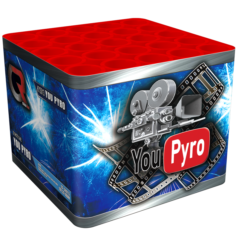 China Red You Pyro