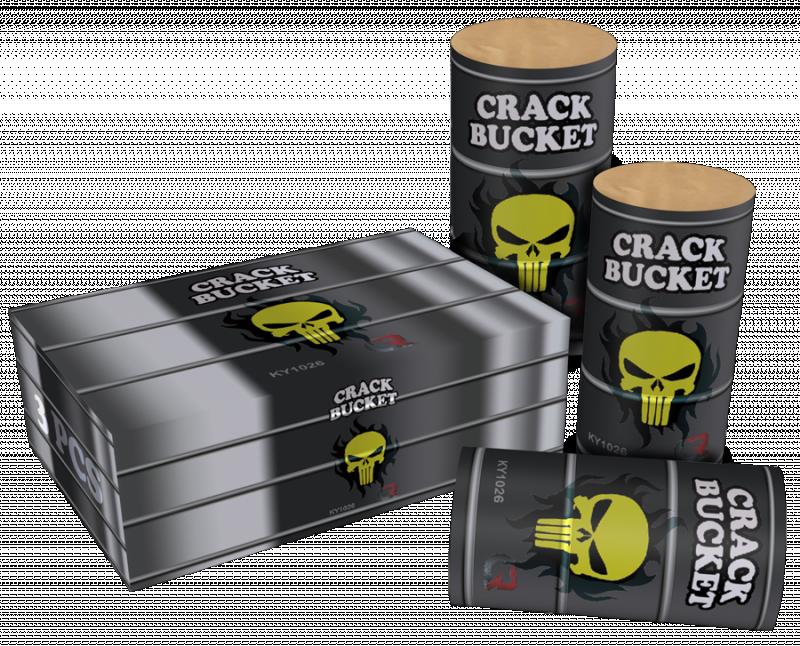 Crack bucket