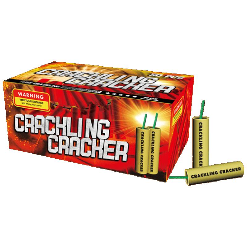 Crackling Cracker (50 stuks)