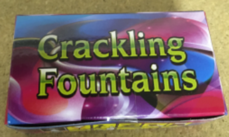 Crackling Fountains