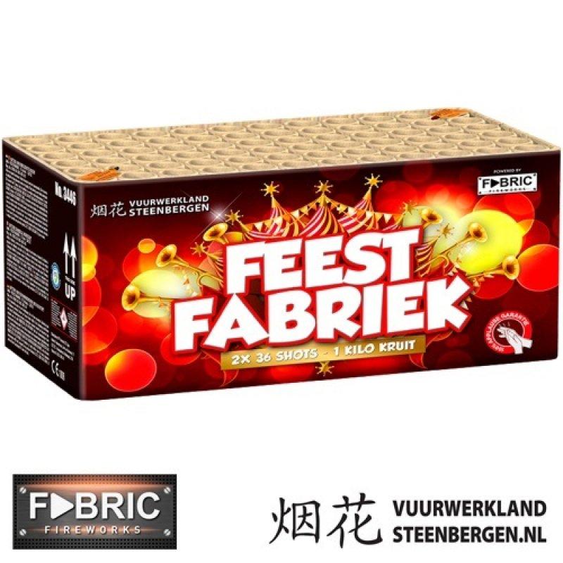 De Feestfabriek 72's box*