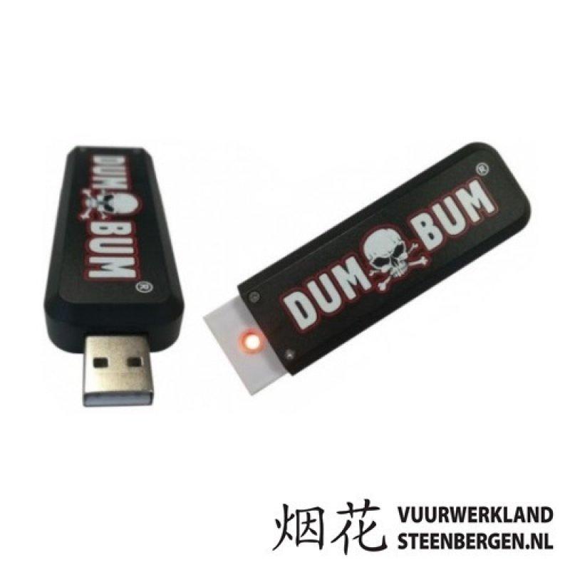 DumBum USB aansteker