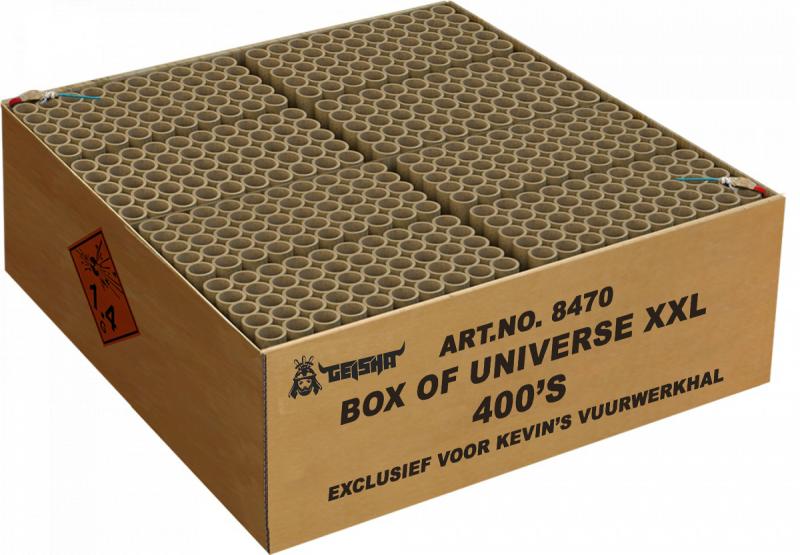 Box Of Universe XXL