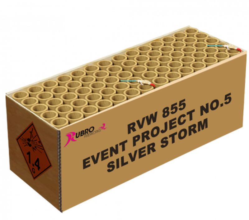Event Project No.5 Silver Storm