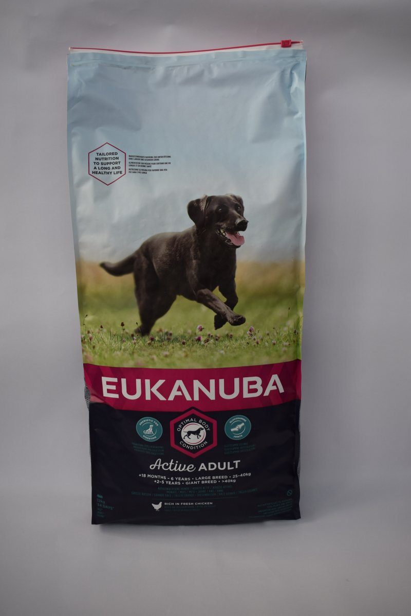 Eukanuba Large adult kip