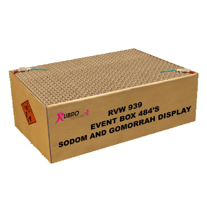 Event Sodom & Gomorrah