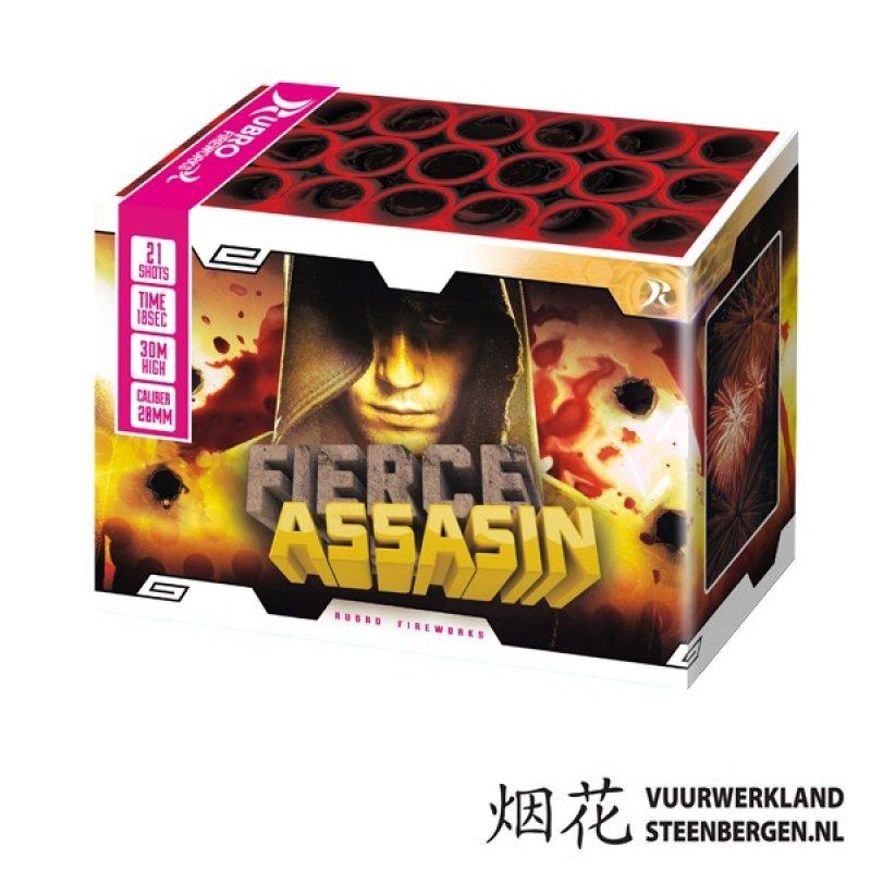 Fierce Assassin