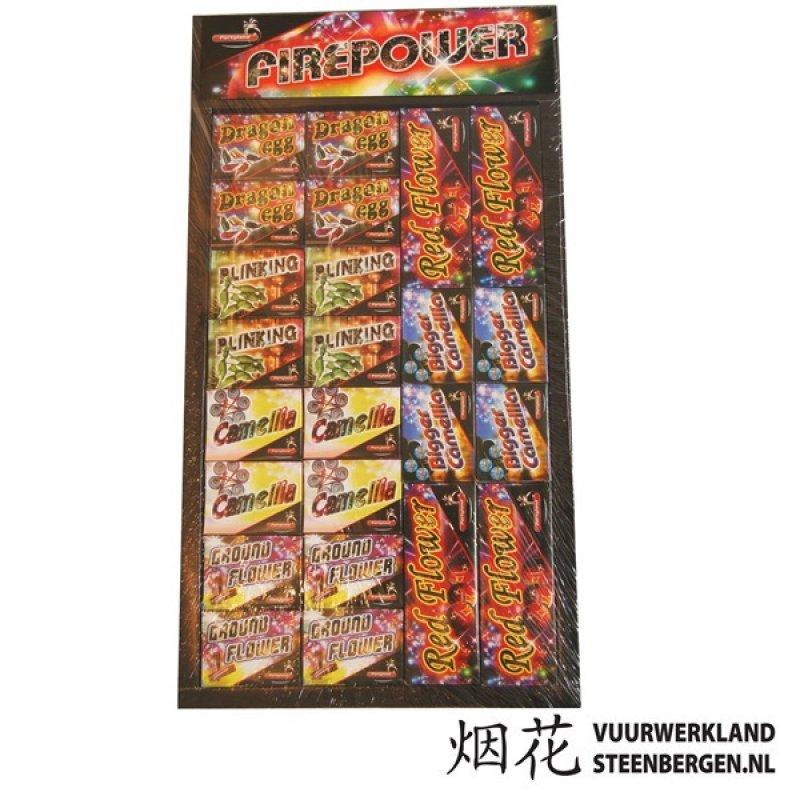 Firepower XL pakket