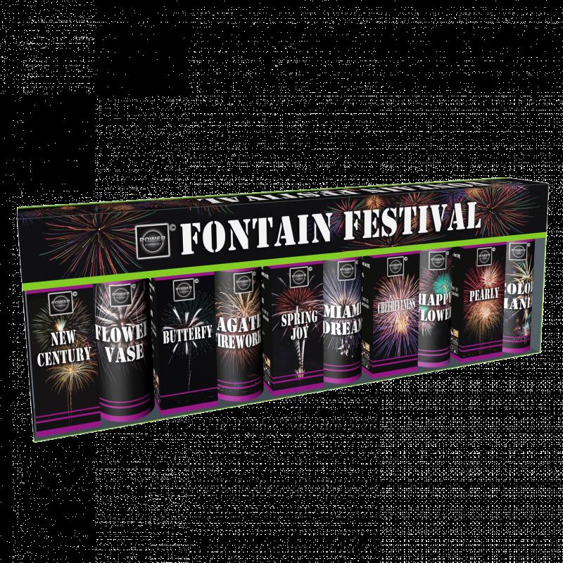 Fountain Festival pakket