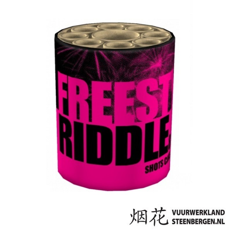 Freestyle Riddle