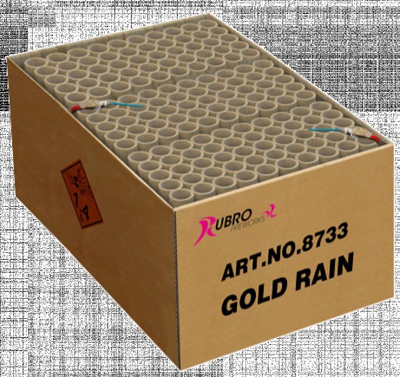 Gold Rain Box
