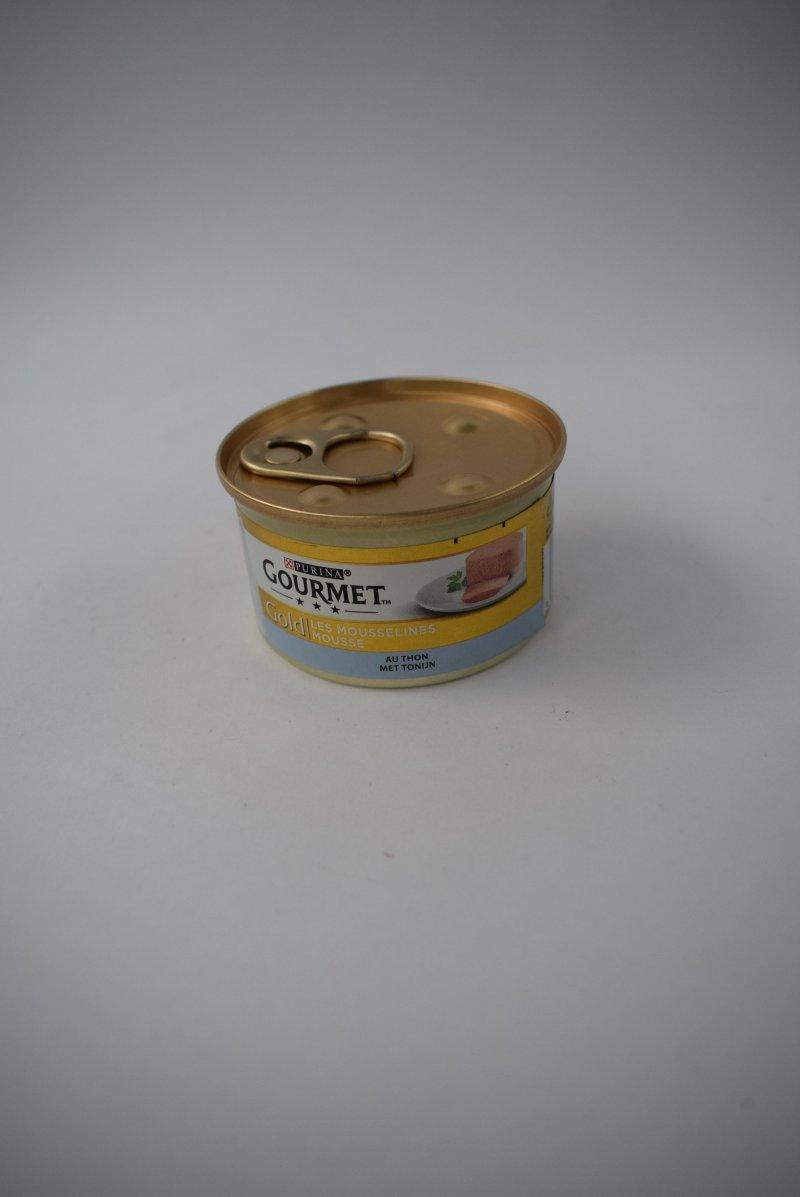 Gourmet gold mousse tonijn
