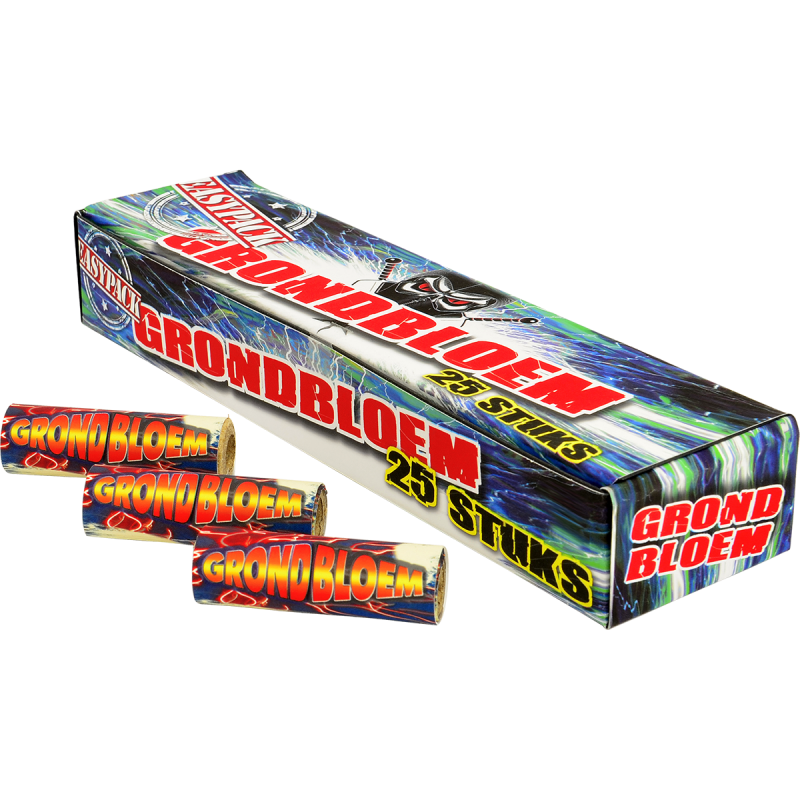 Grondbloem Easypack (25 stuks)