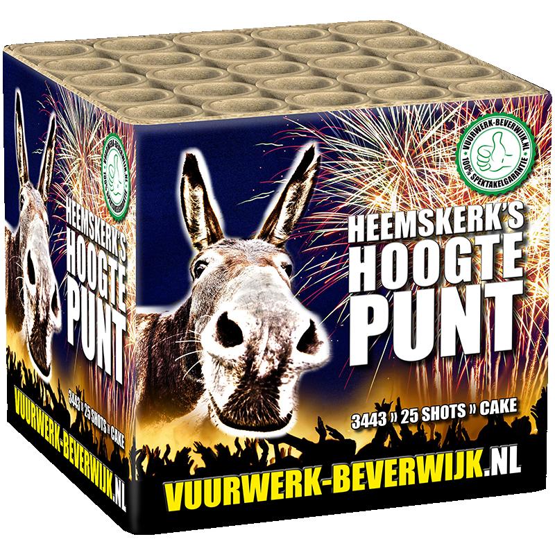 Heemskerk's Hoogtepunt