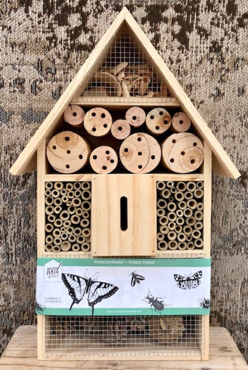 Insectenhotel hout