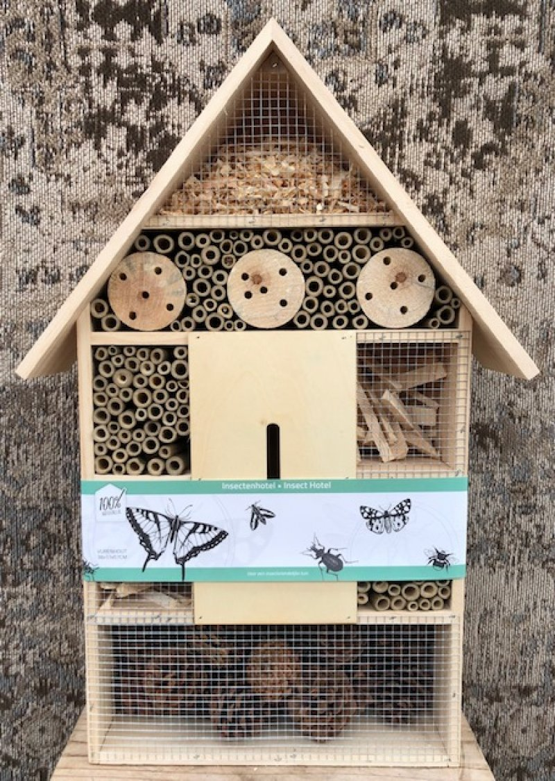 Insectenhotel hout