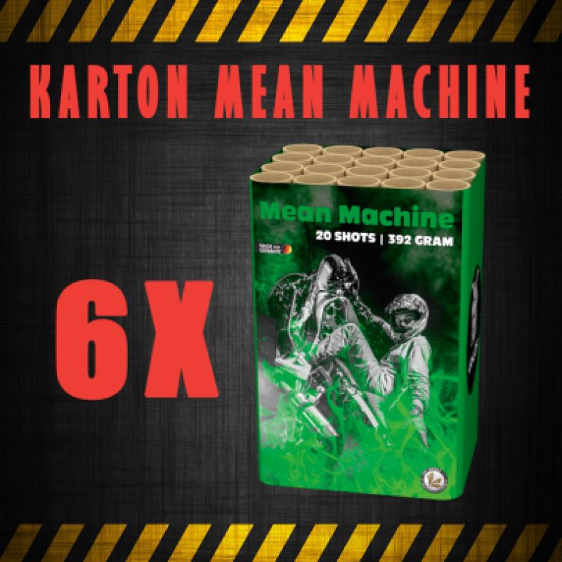 KARTON Mean Machine