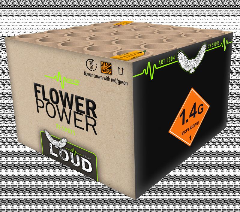 Flower Power - Volle doos!