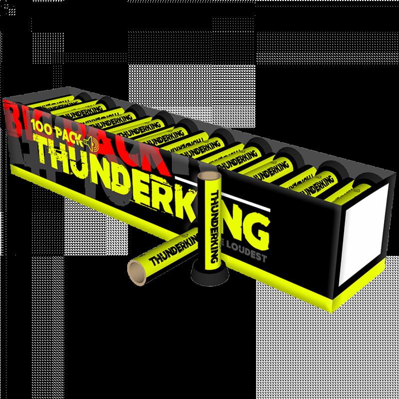 Thunderking New Bulkverpakking