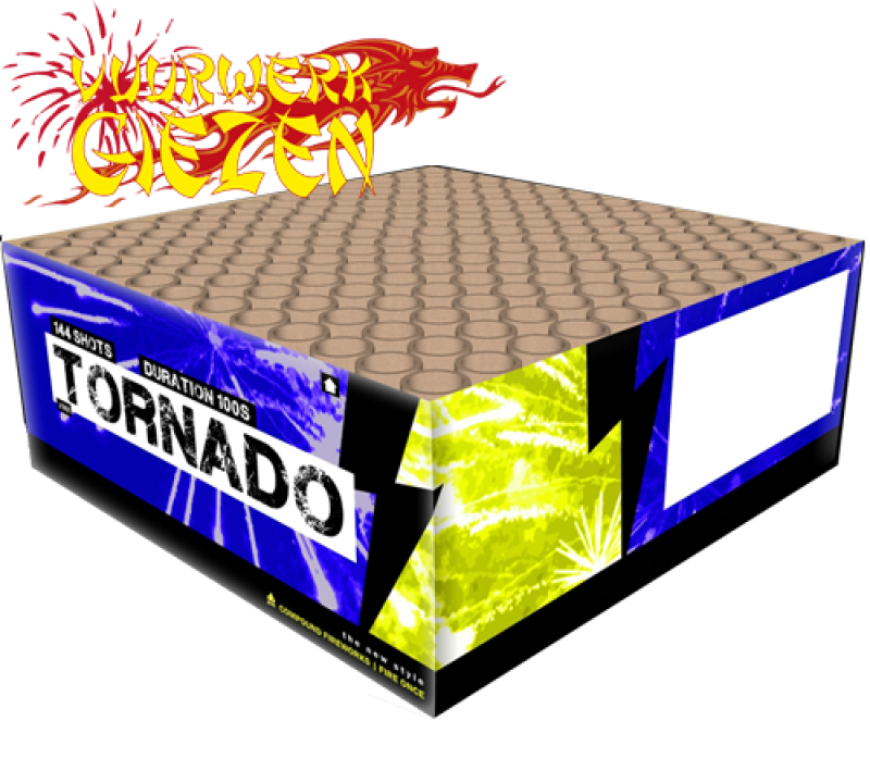 tornado compound