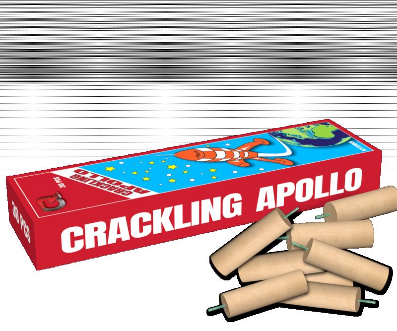 Crackling Apollo
