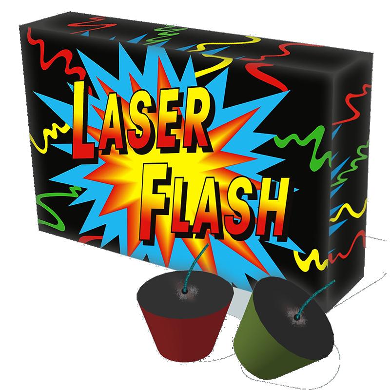 K1220 Laser Flash 1 + 1 gratis