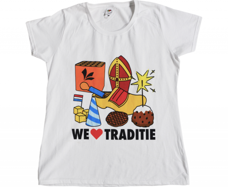 We Love Traditie T-Shirts L