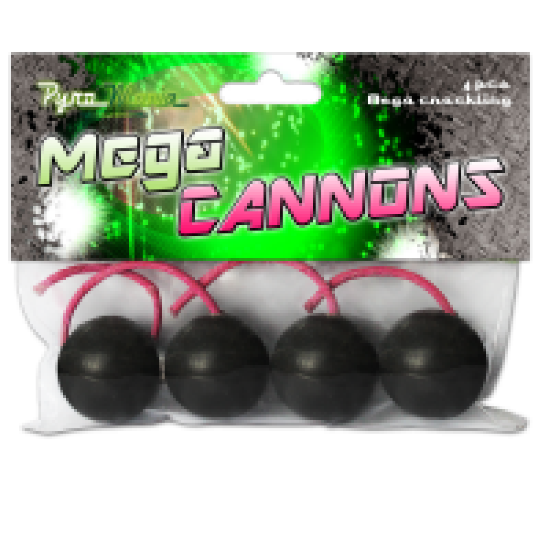 Mega Cannons