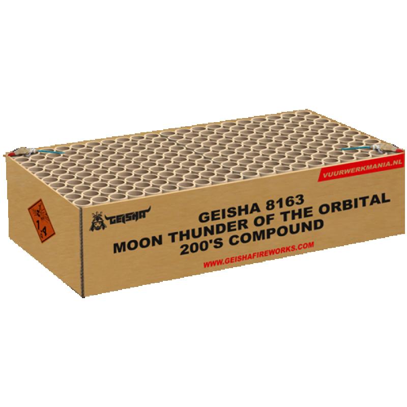 Moon Thunder Of The Orbital