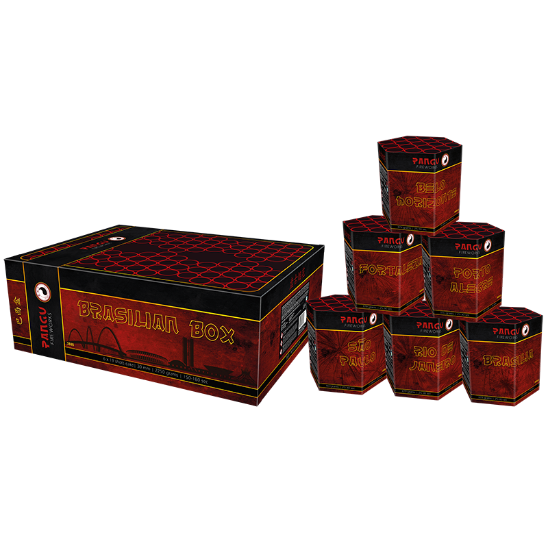 BRASILLIAN BOX