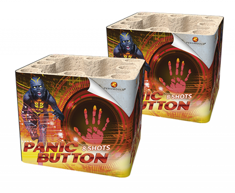 Panic Button 1+1 Gratis