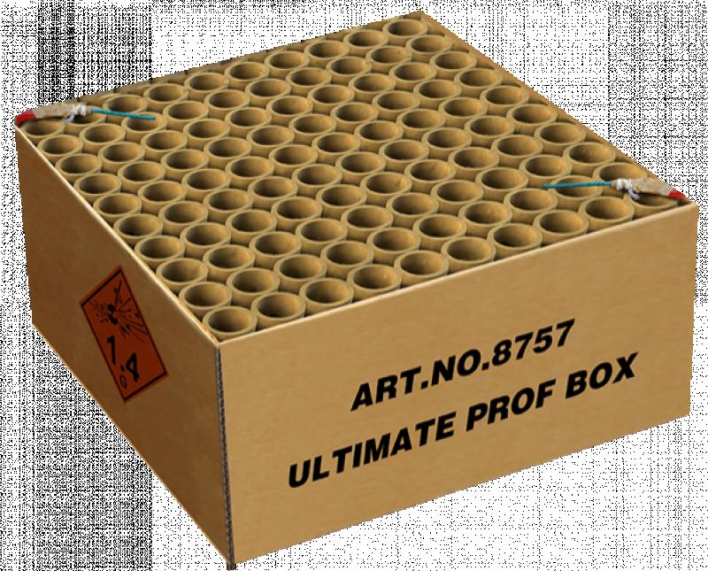 Ultimate PROF Box 144's