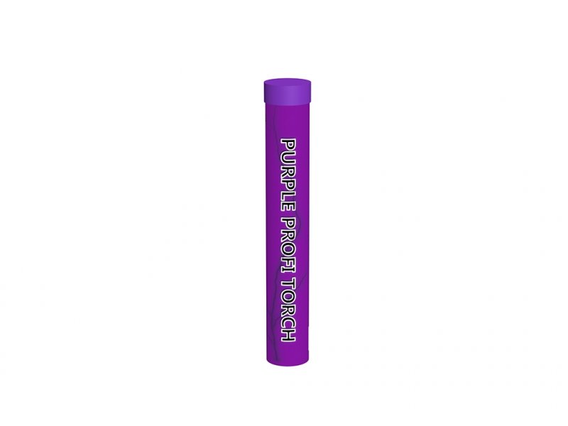 Profi Torch Purple
