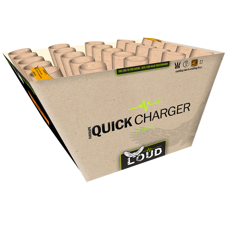 KL006 Quick Charger
