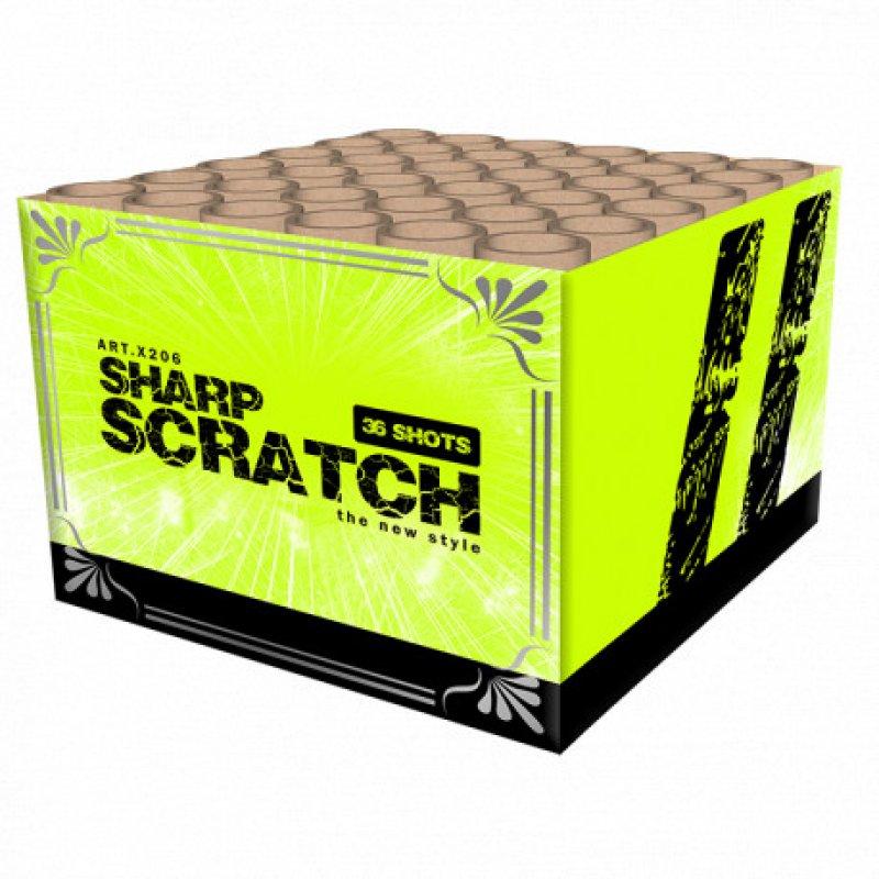 KX206 Sharp Scratch